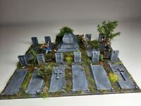 Wargaming Terrain 28mm Bolt Action Chain Of Command Cemetery