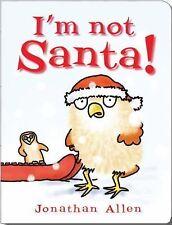 I'm Not Santa! (Baby Owl) by Allen, Jonathan