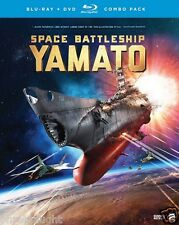SPACE BATTLESHIP YAMATO BLU-RAY / DVD - AUTHENTIC US RELEASE