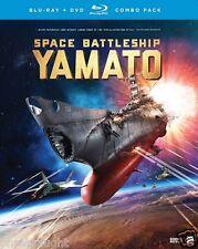 SPACE BATTLESHIP YAMATO BLU-RAY / DVD - AUTHENTIC US RELEASE