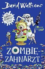 Zombie-Zahnarzt von David Walliams (Gebundene Ausgabe)