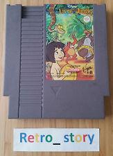 Nintendo NES Le Livre De La Jungle PAL