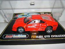 Ferrari  GTO Evoluzion 1:43 scale by Jouef Legend. in display box.