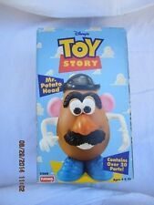 New in the Box Disney's Toy Story Mr. Potato Head Doll from Playskool 1995