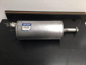 Endschalldämpfer Auspufftopf Fiat Doblo 1.9 D - 71765080 51723622 46785476