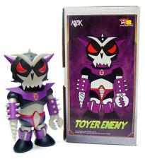Toyer Z and Toyer Enemy SET Vinyl 25cm Figure by Toy2R - Frank Kozik - NEW RARE!