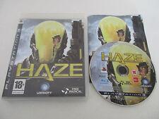 HAZE - SONY PLAYSTATION 3 - JEU PS3 COMPLET