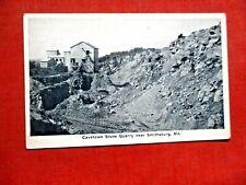 Cavetown Stone Quarry      near Smithsburg Maryland