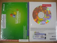MICROSOFT WINDOWS XP HOME WITH SP1a FULL OPERATING SYSTEM OS MS WIN =NEW SEALED=
