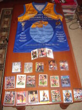 West Coast Eagles Signed 20-Year Anniversary Team Jersey and Team Cards