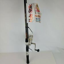 New listing Penn Pursuit 5000 Fishing Reel with Shakespeare Ugly Stick Rod