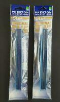 Preston Innovations Original Slip Elastic 5m Size 10 - Extra Blue - Pole Elastic