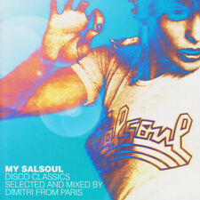 1 CENT CD Dimitri From Paris ‎– My Salsoul (Disco Classics)