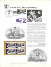 #31 10c Skylab #1529  USPS Commemorative Stamp Panel  w/FDC