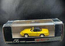 ARS Model ref.1015 Alfa Romeo Spider 1/43 neuf inbox/en boîte MIB