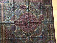 "NIB AUTH HERMES Silk Shawl SCARF ""Collections Imperiales""Carre Tuch Foulard 90cm"