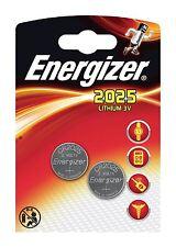 Energizer CR2025 x2 Battery