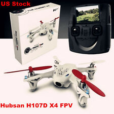 Hubsan X4 FPV 5.8Ghz RC Quadcopter 6 Axis Live LCD Video Camera Transmitter RTF