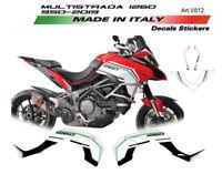 Kit adesivi per Ducati Multistrada 1260- 950 2019