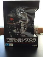 Terminator The Ultimate Collection Limited Edition T-600 Skull Replica Brand New