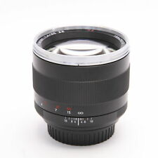 Carl Zeiss Planar T* 85mm F/1.4 ZE (for Canon EF mount) #78