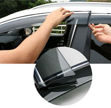 4PCS Car Window Side Visors Sun Rain Guard Vent Deflectors For Kia Sportage 2017