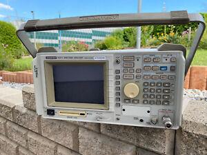 Advantest R3271 Spectrum Analyzer 100 Hz - 26,5 GHz