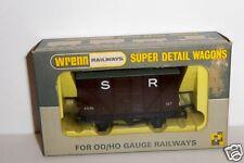 WRENN RAILWAYS W5033 Ventilated Van S. R. Wagon - BOXED - 0-0 Gauge