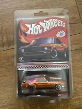 2021 HOT WHEELS RLC '70 MUSTANG BOSS 302 Car Button & Patch Redline Club IN HAND