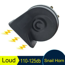 12V 110-125db Waterproof Car Snail Horn For Motorcycle Van Truck Automobile