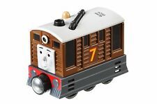 Mattel Thomas & Friends Wooden Railway Talking Toby #CFR93