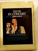 Elvis Presley Gold Records 8 Track Tape Tested