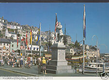 Devon Postcard - Prince William of Orange Statue, Brixham   LC6120
