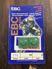 Shimano XT 4 Piston Brake Pads EBC Green FA310 Hope MM4