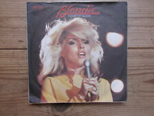 BLONDIE - heart of glass - SINGLE 7""