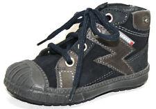 Baby-Schuhe im Stiefel- & Boots-Stil aus Leder mit Klettverschluss