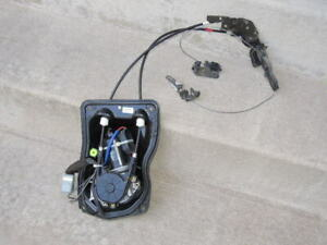 04-10 Toyota Sienna Right Power Sliding Door Motor Cables RH Passenger