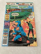 DC Comics Presents #26 Mid Grade Copy (Has Some Staining And Spine Ticks)