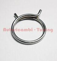 2 Fascetta fissaggio tubo filtro aria carburatore FIAT 500 F L