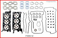 Engine Full Gasket Set ENGINETECH, INC. F181K-12 fits 2005 Ford Escape 3.0L-V6