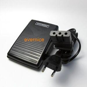 220V Foot Pedal Control Cord For Brother Ls1217,Ls1520,Ls1717,Ls2125,Vx520