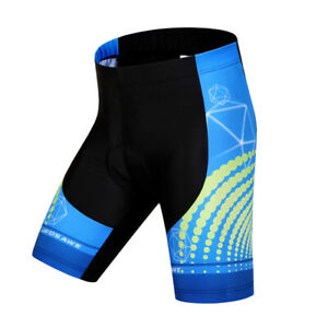 3D Gel Padded Shorts Bicycle Cycling Shorts Bike Short Breathable Bicycle Pants