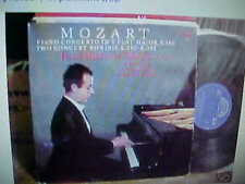 MOZART PIANO CONCERTOS PAUL BADURA SKODA NM IMPORT LP
