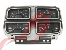2010-2015 Chevrolet Camaro Genuine GM Domestic 4 Pack Gauges 22858069