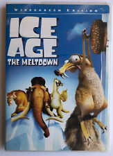 Ice Age The Meltdown DVD, 2006, Widescreen Rated PG
