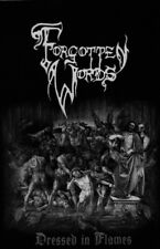 Forgotten Words - Dressed in Flames (Swe), Tape