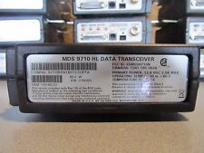 Oem Microwave Data Systems Dsp High Performance Data Transceiver Mds 9710 Hl