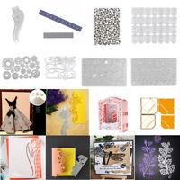 Greeting card Metal Cutting Dies Stencils Scrapbook Embossing Paper Craft Album