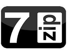 7-Zip Software -  GZIP TAR RAR ISO WinZip WinRAR FilesZip Unzip Windows 7,8,10