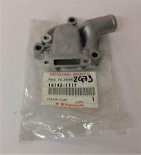 Kawasaki KX250J-L MODELS Water pump cover 161421117